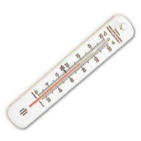 Image for Wallace Cameron Marked Wall Thermometer