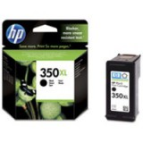 HP No.350XL Inkjet Cartridge High Yield Black Code CB336EE