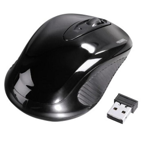 Hama AM-7300 Wireless Optical Mouse Three-Button Scrolling Code 00086537