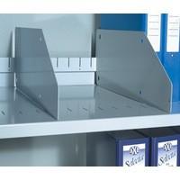 Image for Bisley Dividers for Slotted Shelf Grey Ref BSD [Pack 5]