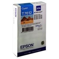Epson Pyramids Ink Cartridge XXL Cyan C13T70124010