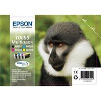 Epson Monkey DURABrite Ultra Ink Multipack 4-colours T0895