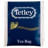 Tetley Envelope Black Tea Envelopes Box 250