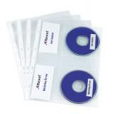 Rexel Nyrex Multipunched CD Pocket Pack 5 Code 2001007