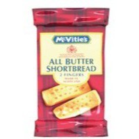 McVities Shortbread Twinpack Pack 48 Code A05021