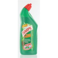 Image for Harpic Active Toilet Cleaning Gel Fresh Power Pine 750ml Ref 0267350