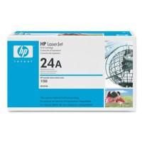 HP No.24A Laser Toner Cartridge Black Code Q2624A