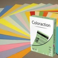 Image for Coloraction Tinted Paper Dark Red (London) FSC4 A3297X420mm 80Gm2 Pack 500