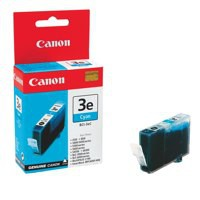 Image for Canon BCI-3EC Inkjet Cartridge Page Life 340pp Cyan Ref 4480A002