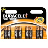 Image for Duracell Plus Power Battery AAA Pk8