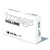 Image for Image Volume A4 210X297mm 80Gm2 4 Hole Punched Packed 500