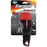 Energizer Impact Led Torch Weatherproof 16Hr 11 Lumens 2AAA Code