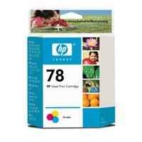HP No.78 Inkjet Cartridge 19ml Tri-colour Code C6578DE