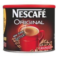 Nescafe Original Instant Coffee Granules Tin 500g Code A01374