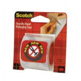 3M Scotch Hand Tear Packing Tape 50.5mmx16m Code E5016C