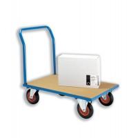 Image for Platform Truck Blue