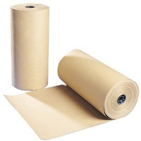 Wrapping Paper Roll 70gsm 750mmx25m Brown