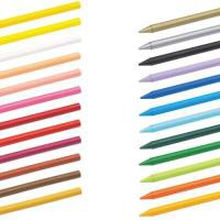 Image for Bic Kids Plastidecor Crayons Colour Hard Long-lasting Sharpenable Vivid Assorted Ref 829772 [Pack 24]