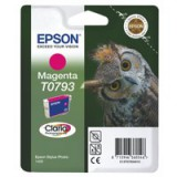 Epson Owl Claria Photographic Ink Magenta T0793