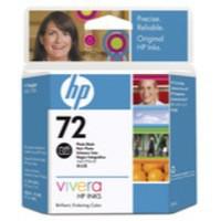 HP No.72 Inkjet Cartridge 69ml Photo Black Code C9397A