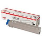 Oki C96/9800 Toner Cartridge Black 15K Code 42918916
