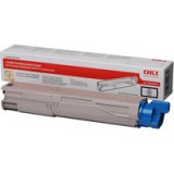 Oki C3450 Toner Cartridge Black Code 43459436