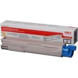 Oki Laser Toner Cartridge Black Code 43459332