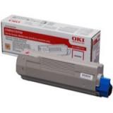 Oki C5850 Magenta Toner Cartridge Code 43865722