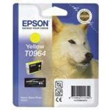 Epson Husky Ink Cartridge Yellow T0964