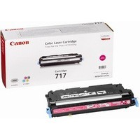 Canon 717M Laser Toner Cartridge Page Life 4000pp Magenta Ref 2576B002