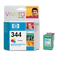 HP No.344 Inkjet Cartridge Tri-colour Code C9363EE