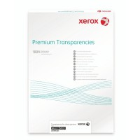 Image for Xerox Premium Transparencies A4 210X297mm 1Gm2 FSC4 Pack 100 003R98198