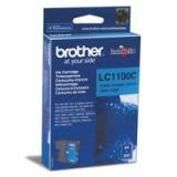 Brother LC1100C Cyan Inkjet Cartridge Code LC1100C