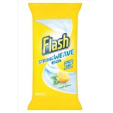 Flash All Purpose Cleaning Wipes Lemon Fragrance Pack 120 Code VPGFAWL