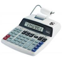 Image for 5 Star Calculator Desktop Printing VFD 12 Digit 2.7 Lines/sec 198x260x65mm Ref P12D