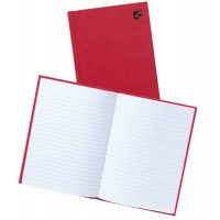 Image for 5 Star Manuscript Book Casebound 70gsm Ruled 192 Pages A5 [Pack 5]