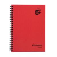 Image for 5 Star W/bnd Manuscript Bk 80lf A5Ruled