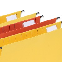 Image for 5 Star Card Inserts for Wrap-around Suspension File Tabs White Ref 100331413 [Pack 50]