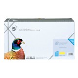 5 Star Compatible Laser Toner Cartridge Yellow HP C9722A Equivalent