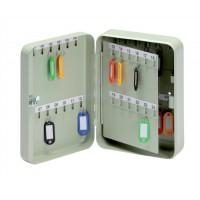 Image for 5 Star Key Cabinet Steel Lockable Holds 48 Keys Ref