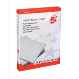 5 Star Office Value Copier Paper Multifunctional 80gsm 500 Sheets per Ream A3 White 1 Ream