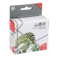 5 Star Compatible Inkjet Cartridge Page Life 308pp Colour [Canon CL-41 Alternative]