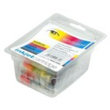5 Star Compatible Inkjet Cartridges Black Cyan Magenta Yellow For Epson T07154010 Pack 4