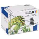 5 Star Compatible Inkjet Cartridge Brother LC1100VALBP Equivalent Pack 4