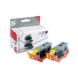5 Star Compatible Inkjet Cartridge Page Life 323pp Black Twinpack Canon PGI-525BK Equivalent