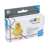 5 Star Compatible HP 364XL CB325EE Ink Cartridge Yellow
