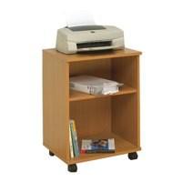 Image for Jemini Beech Intro Mobile Printer Stand
