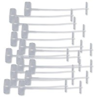 Image for Avery Tagging Fasteners Polypropylene Attachment with Paddles [for MKIII] 65mm Ref 02161 [Pack 5000]