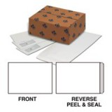 Plus Fabric Envelopes Pocket Peel and Seal 110gsm C5 White Pack 500 Code
