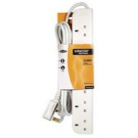Image for Belkin 4-Way Economy Surge Protector 3 Metre Cable F9E400UK3M